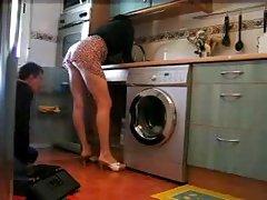 cô gái Nhật bản hút một vòi nước Nhật bản nhỏ phần 2 dm720