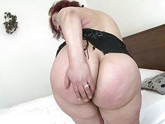 pháp đúc 104 brunette babe coquine francaise
