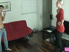 Cougar creampie bởi bbc